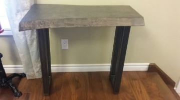 Ash side Table 2