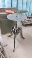 Steel Pedestal